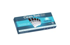 Teste Indicador Biologico Clean Test - Clean Up