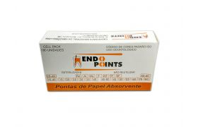 CONE PAPEL 45/80 CELL PACK ENDOPOINTS